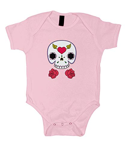 latostadora - Body Coolavera Chicana para Bebe Rosa Claro M