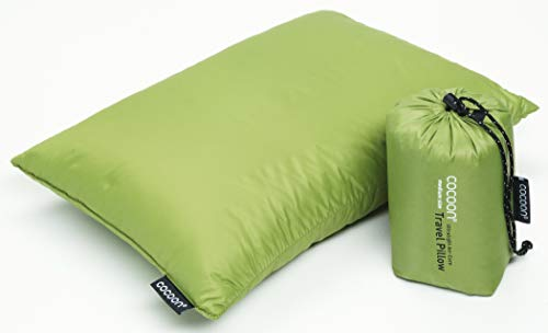Cocoon Travel Pillow Down Fill 29x38cm Wasabi 2020