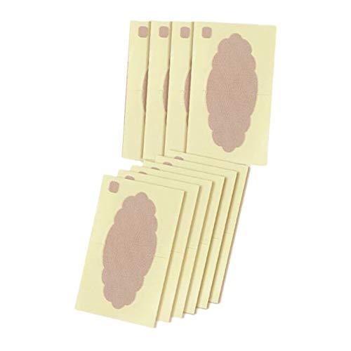 SNOWINSPRING 10 PièCes SéRies/Ensemble Coussin Anti-Transpiration Aisselles AdhéSif Sueur Pad Aisselle Antisudorifique DéOdorant Autocollants Absorbant la Sueur