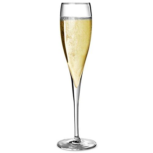 Luigi Bormioli Vinoteque Sonhyx Champagne flutes - 17,5cl - 6 stuks