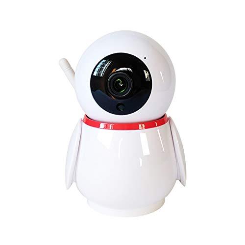 SYLOZ-URG Cámara de Seguridad inalámbrica, cámara de Dos vías y comunicación Cámara IP 1080P Cámara de Nube de Nube Visión Nocturna Detección de Movimiento SYLOZ-URG