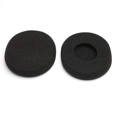 1PC Ohrpolster Soft Foam Noise Isolating Ersatz Ohrhörerabdeckungen Kopfhörerkissen Für Logitech H800 Johnsosen
