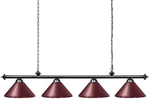 Wellmet Kitchen Island Lighting 4 Light Ceiling Light Industrial Pendant Lighting Fixture with product image