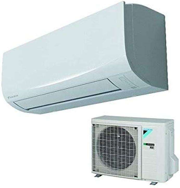 Climatizzatore daikin mono sensira 12000 r32 bianco, 1 RXF35A,FTXF35A