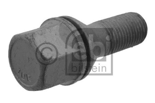 5x FEBI 30400 Radbolzen Radschraube M12 x 1,5 mm 2mmService