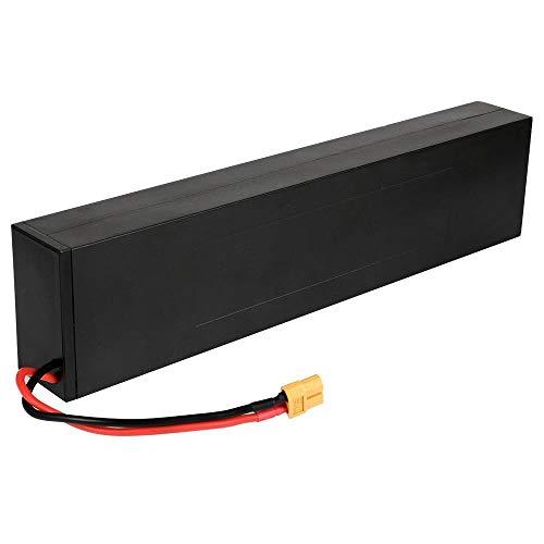 Batería de Litio de Patinete Eléctrico Repuesto de 36V 7.5Ah para Scooter Eléctrico Plegable KUGOO S1 / S1 Pro - Negro