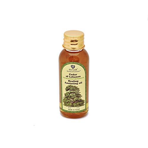 10x curación unción aceite de cedro de Líbano 30ml de Holyland Jerusalén