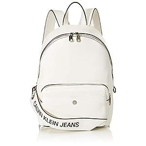 31djBBoQsfL. SS300  - Calvin Klein Ckj Banner Cp Backpack 35 - Mochilas Mujer