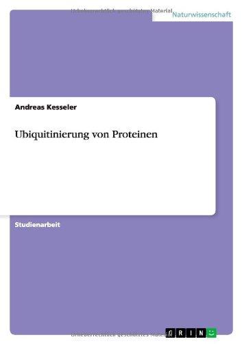 Ubiquitinierung von Proteinen