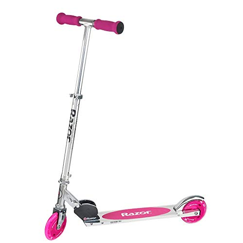 Razor A125 Patineta, Girl, Rosado, One Size