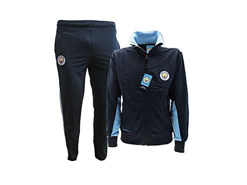 Manchester City Replica Trainingsanzug für Kinder, Größe 7-8