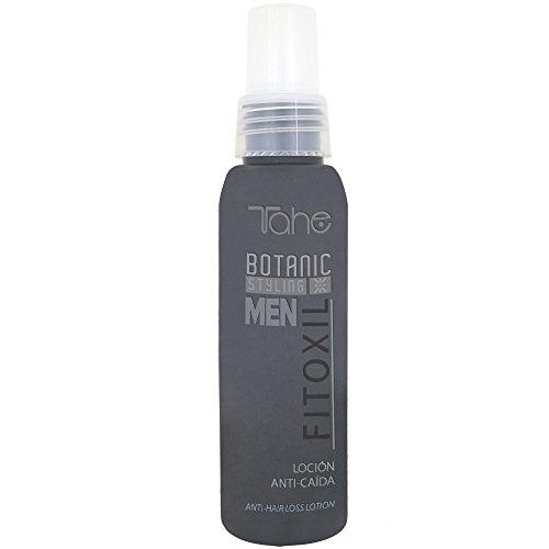 Tahe Botanic Styling Loción Anticaída Pelo Fitoxil Men para Cabellos con Falta de Densidad Capilar, 100 ml