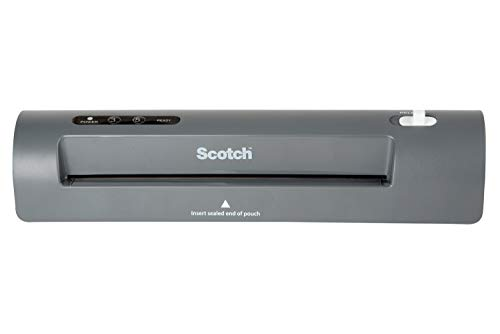 Scotch Thermal Laminator, 2 Roller System for a Professional Finish, Use for Home, Office or School, Suitable for use with Photos (TL901X)