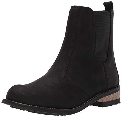 Kodiak Boot Alma Fashion Boot, Black Matte, 8 US