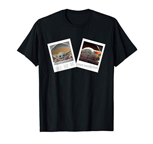 Star-Wars-The-Mandalorian-The-Child-First-Memories-Camiseta