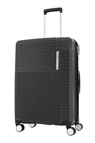 [サムソナイト] レクサ スーツケース キャリーケース スピナー 68/25 エキスパンダブル 保証付 72L 68 cm 4.1kg ダークグラファイト