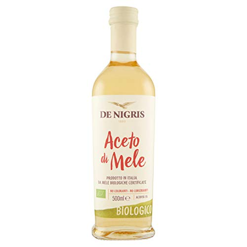 De Nigris 1889 Aceto di Mele Biologico 500 ml