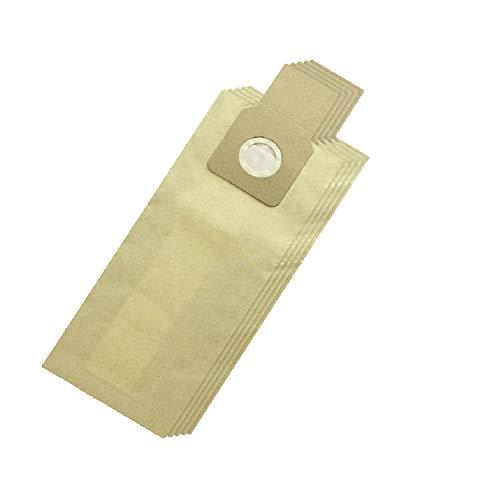 reliapart kompatibel U2E/U20E/u20ab Typ Papier Staubbeutel für vb453 Panasonic MCE, mcug300, Icon aufrecht seriesvacuum Reiniger (5 Stück)