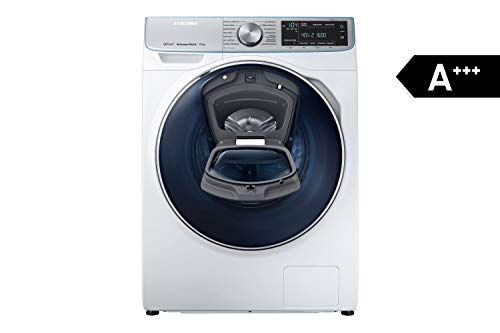 Samsung WW7800 WW91M760NOA/EG QuickDrive Waschmaschine / A+++ / 1400 U/min / 9 kg / AddWash / SchaumAktiv, Wifi/Amazon Dash Replenishment fähig