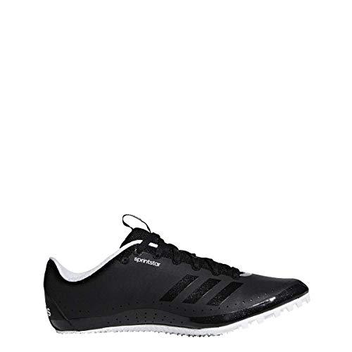 adidas Running Sprintstar Spikes Core Black/Core Black/Footwear White 9