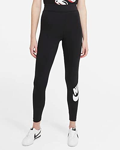Nike Essential Gx HR Ftra Tights Black/White M