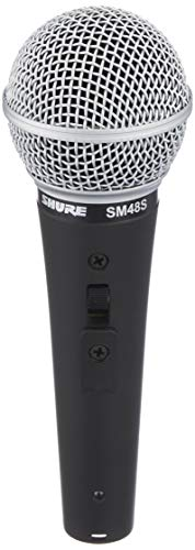 シュアー SHURE SM48S-LC-X ダイナミック型ボーカルマイク ワイヤレスマイク