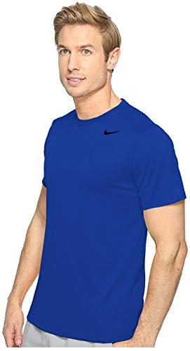 Nike Men's Legend 2.0 Short Sleeve Tee Game Royal/Black/Black XL