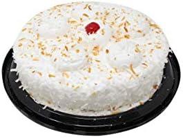 "Our Specialty 8"" Single Slice Coconut Cake, 18.5 oz"