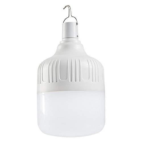 LED Lampe de Tente de Camping, Suspension USB à Suspension Rechargeable USB dimmable, 3 Modes d'éclairage à Piles, Lanterne extérieure Portable 1200 lumens, Camping, terrasse, Jardin, Barbecue