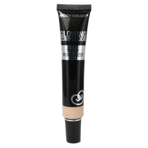 CITY COLOR Glowing Complexion Tinted Moisturizer - Fair