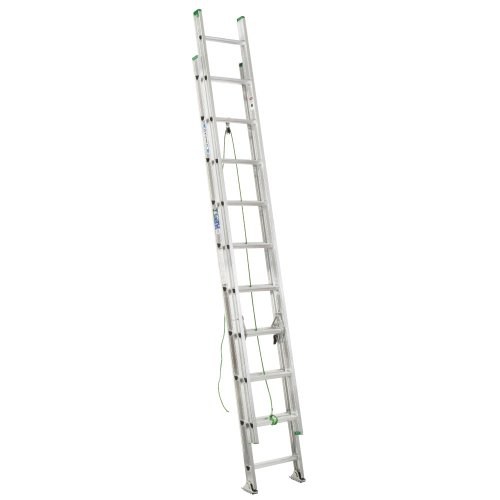 Werner D1220-2 Extension-ladders, 20-Foot