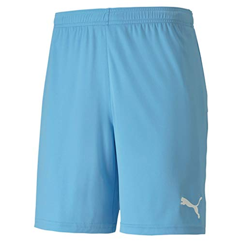 Oferta de PUMA Teamgoal 23 Knit Shorts Pantalones Cortos, Hombre, Team Light Blue, XXL