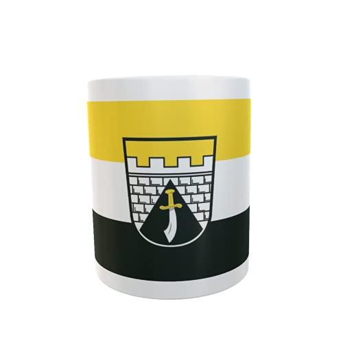 U24 Tasse Kaffeebecher Mug Cup Flagge Mering