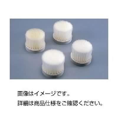 (まとめ) ふるい用ナイロンブラシNo2 適用ふるい(目の開き):420〜125メッシュ (×5セット)