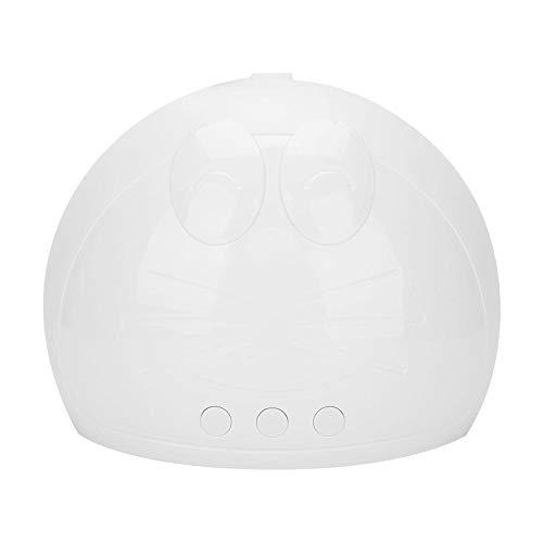 45W Gel Nagellak LED UV-licht, UV-nagellicht Sneldrogende Machine, Compatibel met Allerlei Uv-Nagelgels met 3 Timers Professionele Accessoires voor Nagelkunstgereedschap