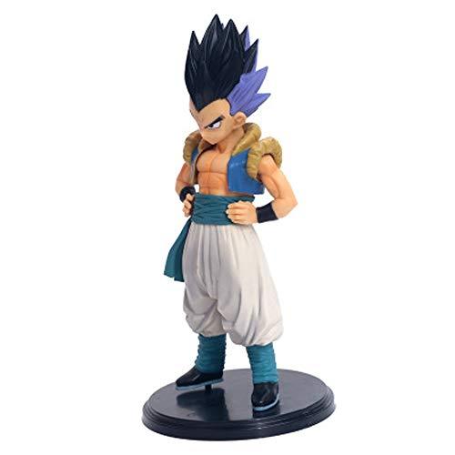 YUEDAI Dragon Ball Modelo Animado, El Ajuste del Modelo Estatua Goten Y Trunks Sun, Servicio De Decoración, 19cm