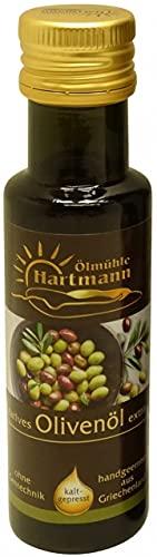 Ölmühle Hartmann GbR - Griechisches Olivenöl, nativ extra - 100 ml