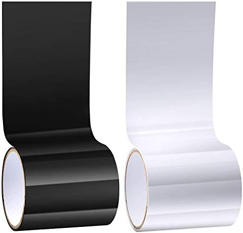 2 Rolls Waterproof Patch and Seal Tape Water Barrier Tape Stretchy Sealing Tape for Stop Leak product image