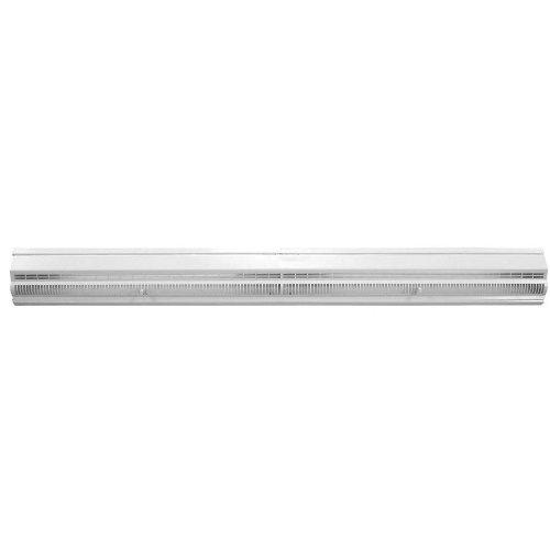 Accord 48' White Baseboard Register ABBBWH48