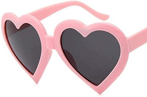 Gafas de sol amor en forma de corazón gafas de sol mujeres vintage mujeres S gafas de sol femenino espejo