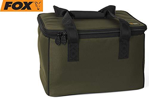 Fox R-Series Large Cooler 37,5x29x25,5cm - Kühltasche für Angelköder, Ködertasche für Karpfenköder, Boilietasche, Angeltasche