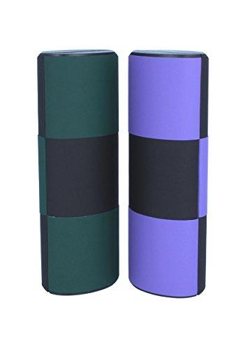Zauberetui Glasses Case LOGIC MEDIUM Bi-Colour Changing 14109 Green / Purple