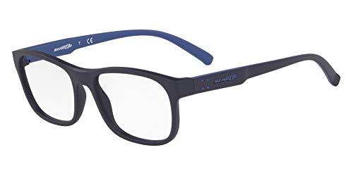 Arnette 0AN7171 Monturas de gafas, Matte Dark Blue, 54 para Hombre