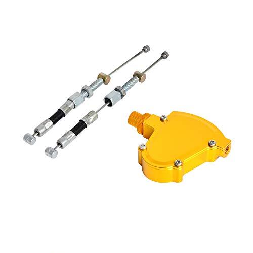 Short Stunt Kupplungshebel Easy Pull-Kabelsystem for Honda CR CRF 125 250 450 for...