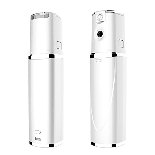 Hwenli Inhalador De Vapor, SPA Portátil Facial Inhalador De Vapor Eléctrico Recargable...