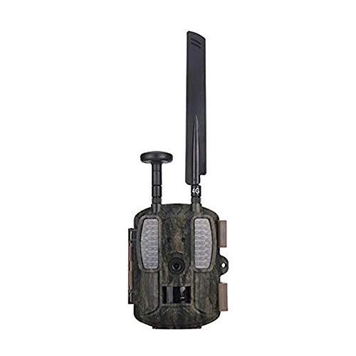 4G con control remoto cámara espía HD 1080P visión nocturna por infrarrojos de detección de movimiento de 12 millones de 12 MP al aire libre IP66 impermeable GPS Monitoreo remoto de animales