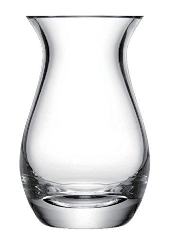LSA Flower Kleine Bouquet Vase, Glass, Farblos, 17,5 cm