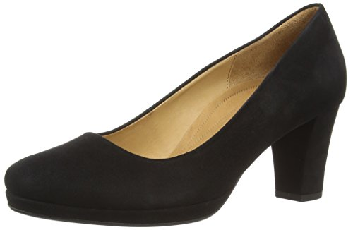 Gabor Shoes Damen Comfort Fashion Pumps, schwarz 47), 40 EU