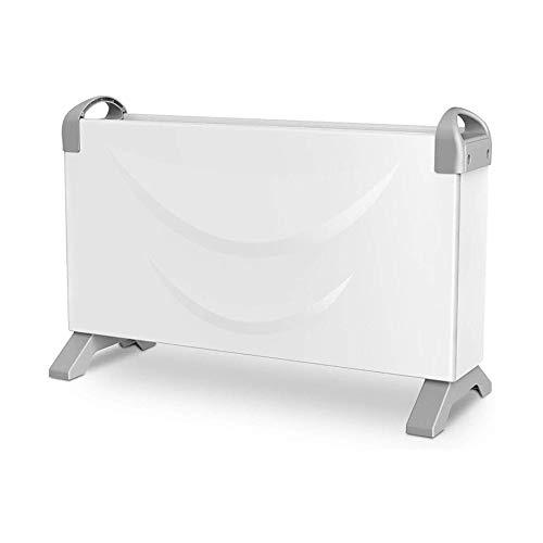 ZP-Heater Calefactor Eléctrico por infrarrojo. 2000 W, Ideal a hasta 25 m², Completo de termostato Digital,Calefactor Eléctrico por infrarrojo, Calefacción por Infrarrojos, ultraplano