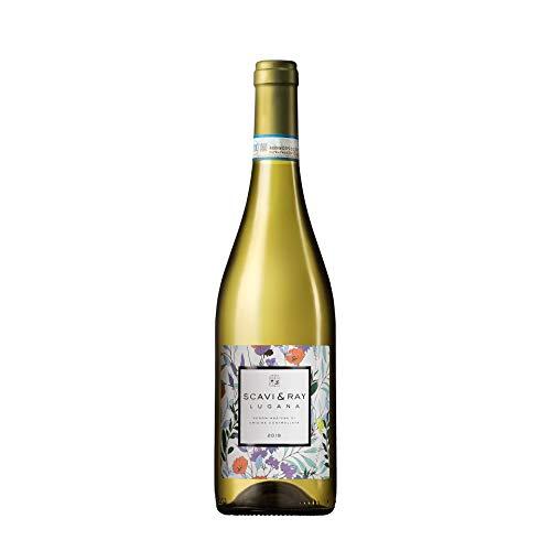 Scavi & Ray Lugana DOC, italienischer Weisswein Trebbiano Di trocken (1 x 0.75l)